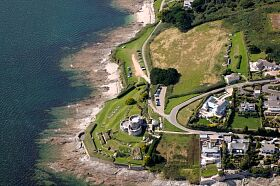 ST MAWES CASTLE  © Emma Trevarthen@Cornwall Council