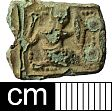 Medieval buckle from NHER 30883  © Norfolk County Council