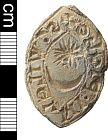 Medieval seal matrix from NHER 29924  © Norfolk County Council