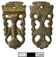 Late Saxon strap end_1 from NHER 24047  © Norfolk County Council