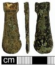 Early Saxon mount from NHER 25765  © Norfolk County Council