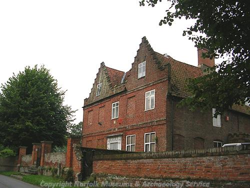 Built in 1608 and substantially altered later in the 17th century.