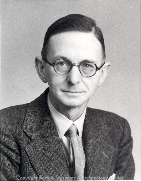 Photograph of Charles Green, 1901 to 1972.