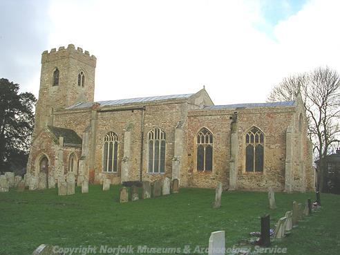 St Margaret's Church, Clenchwarton.