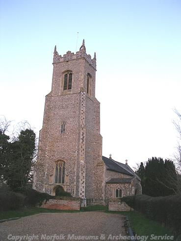 All Saints' Church, Alburgh.