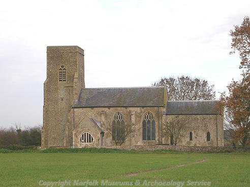 St Botolph's Church, Barford.