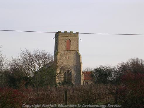 St Peter's Church, Corpusty.