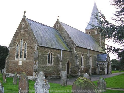 Photograph of St Mary's Church, Southery.