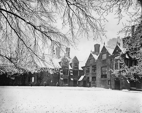 Photograph of Sprowston Hall. From Picture Norfolk.