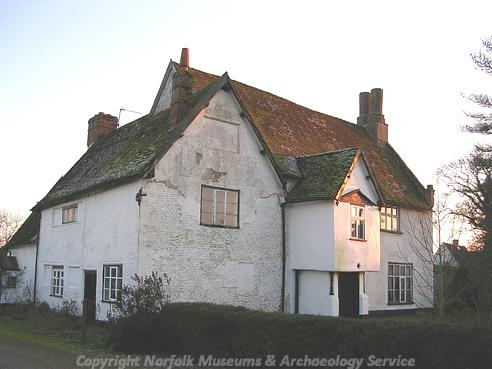 Photograph of Church Farmhouse, Poringland.