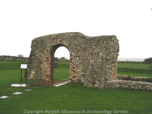 Photograph of St Edmund's Chapel, Hunstanton.