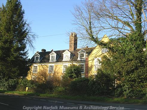 Photograph of The Old Rectory, Chedgrave.