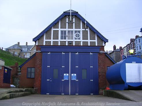 Photograph of The Old Lifeboat House, Cromer.