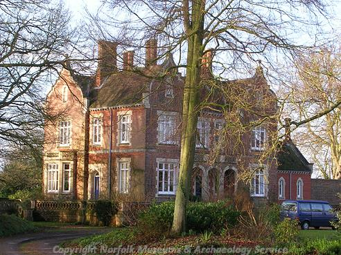 Photograph of The Old Rectory, Booton.
