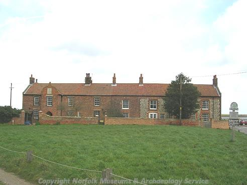 Photograph of Dial House, Brancaster.