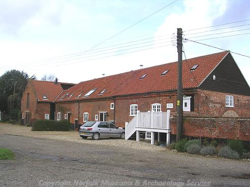 Photograph of The Old Maltings, Brancaster.