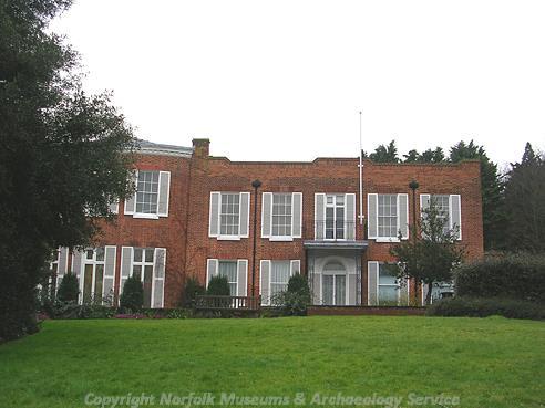 Photograph of Thorpe Lodge, Thorpe St Andrew.