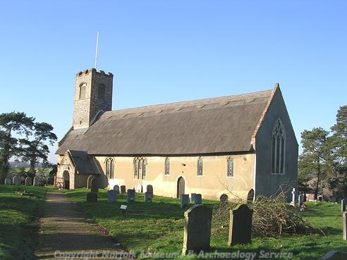 St Ethelbert's Church, Thurton.