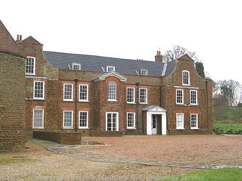 Photograph of Snettisham Old Hall.