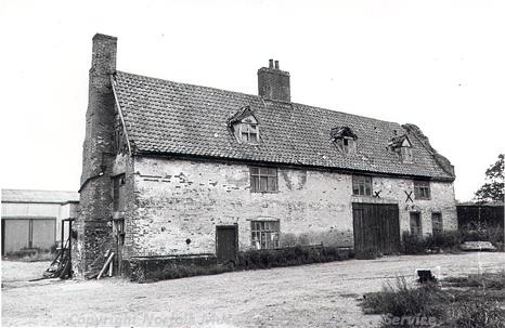 Photograph of Church Farmhouse, Stockton.