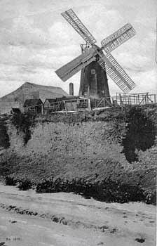 Photograph of Strumpshaw windmill.