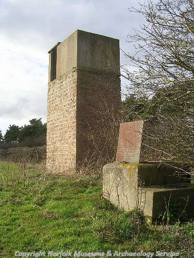 A unique type of an ROC underground monitoring post built during the Cold War