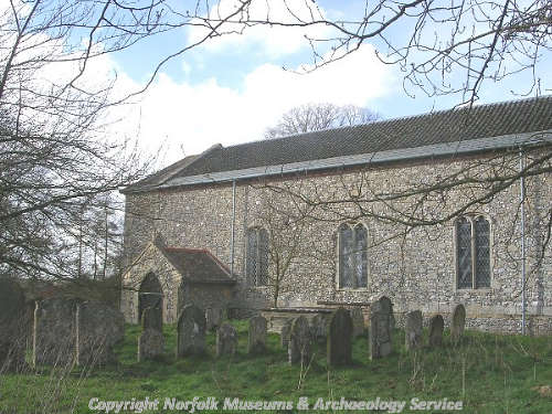 St Andrew's Church, Hoe