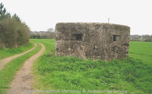 World War Two pillbox