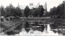 View of Foulden Hall taken in about 1900.